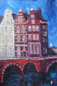 3 дома